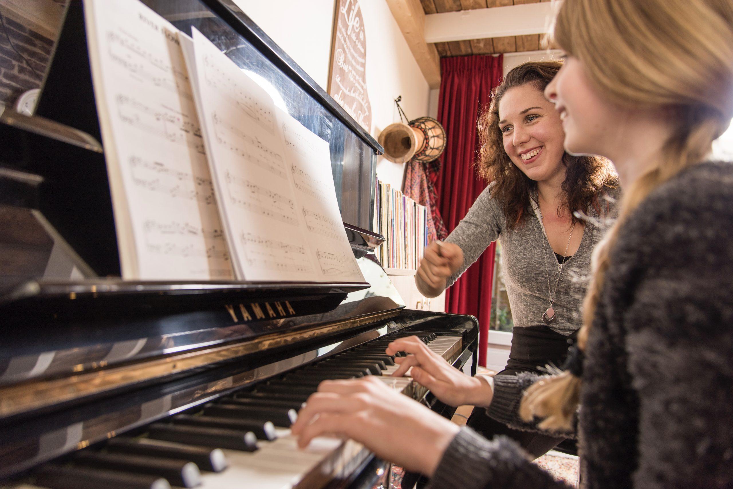 Pianoles kind