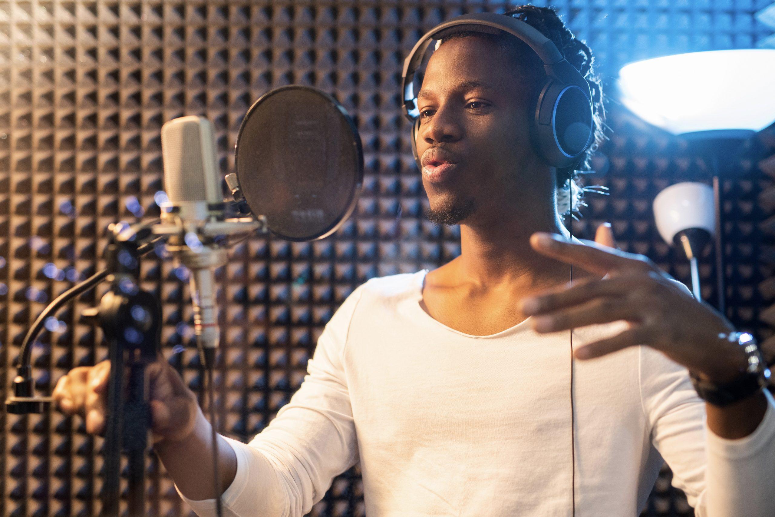 studio zang opname